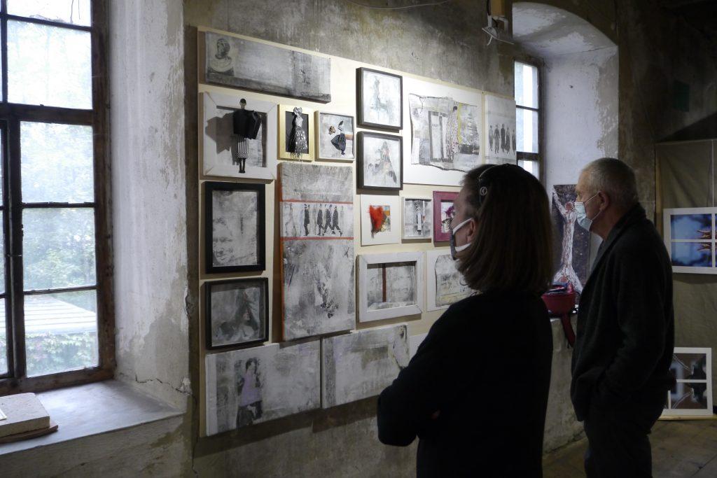 Sissi Schupp: Diverse Bilder. Različne slike.